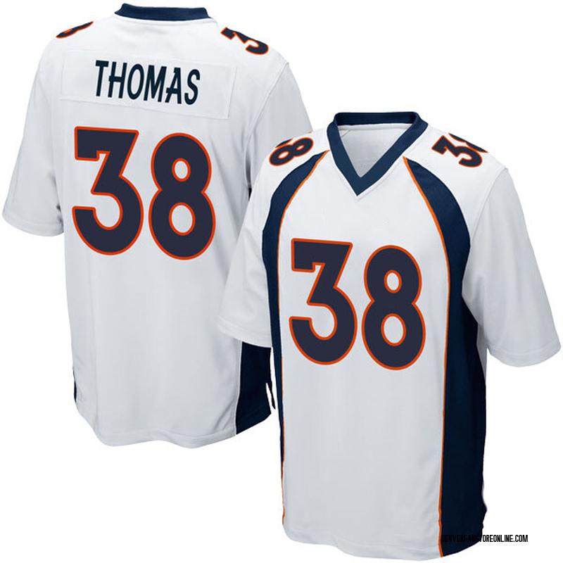 Shamarko Thomas Jersey, Shamarko Thomas Legend, Game, Limited ...
